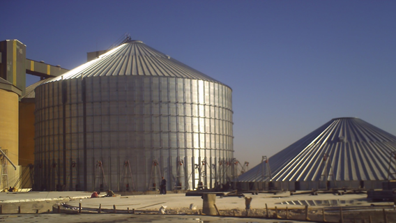 Noor Durrani & Associates - Russeifa Grain Silos Expansion