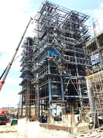 Noor Durrani & Associates - Thermal/Fossil Fuel Power Plants